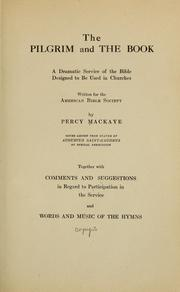 Cover of: The Pilgrim and the Book