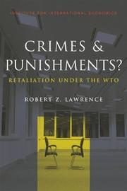 Cover of: Crimes & Punishments?