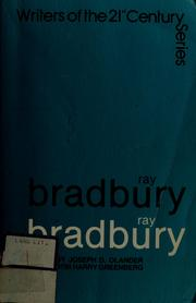 Cover of: Ray Bradbury