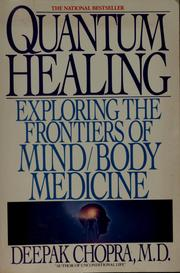 Cover of: Quantum healing