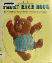 Cover of: The teddy bear book