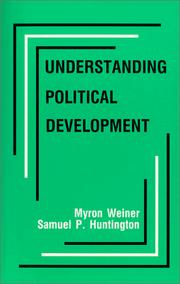 Cover of: Understanding Political Development