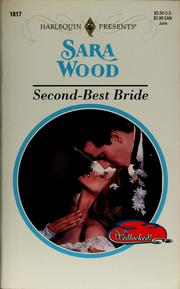 Cover of: Second-best bride | Sara Wood