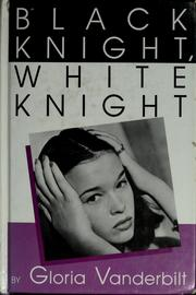 Cover of: Black knight, white knight