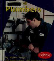 Cover of: We need plumbers