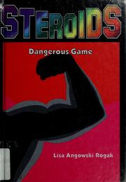 Cover of: Steroids