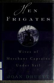 Cover of: Hen frigates | Joan Druett