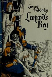 Cover of: Leopard's prey | Leonard Wibberley