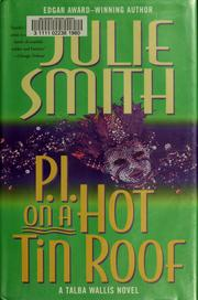 Cover of: P.I. on a hot tin roof