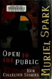 Cover of: Open to the public