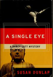 Cover of: A single eye
