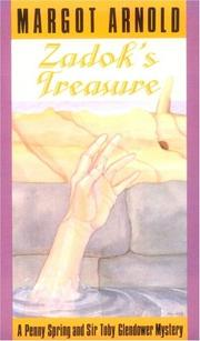 Cover of: Zadok's Treasure (A Penny Spring and Sir Toby Glendower Mystery)