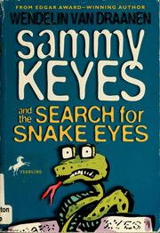 Cover of: Sammy Keyes and the search for Snake Eyes