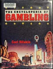 Cover of: Encyclopedia of gambling