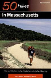 Cover of: Fifty hikes in Massachusetts