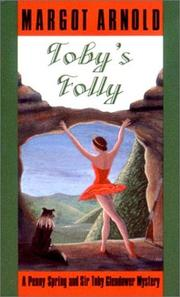 Cover of: Toby's folly