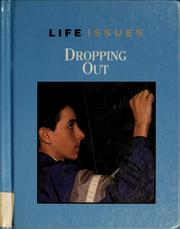 Cover of: Dropping out