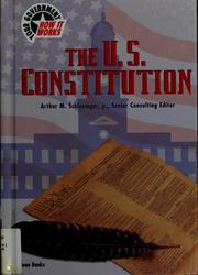 Cover of: The U.S. Constitution