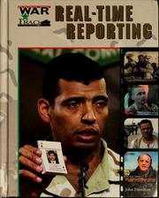 Cover of: Real-time reporting | Hamilton, John