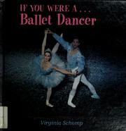 Cover of: If you were a-- ballet dancer