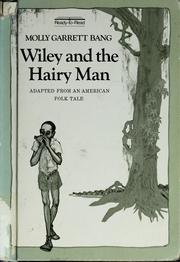 Cover of: Wiley and the Hairy Man