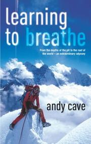 Cover of: Learning to Breathe | Andy Cave