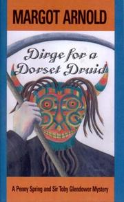 Cover of: Dirge for a Dorset Druid