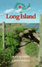 Cover of: Walks and rambles on Long Island | Alice M. Geffen