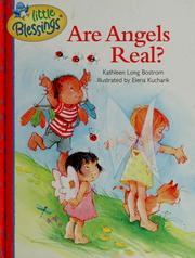 Cover of: Are angels real?