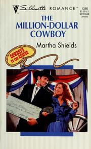 Cover of: THE MILLION-DOLLAR COWBOY