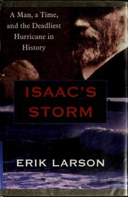 Cover of: Isaac's storm