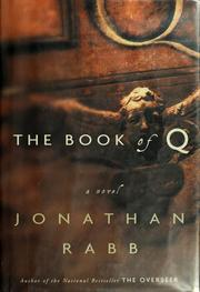Cover of: The book of Q | Jonathan Rabb