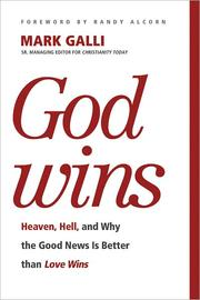 Cover of: God Wins