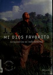 Cover of: Mi Dios Favorito | Juan José Benítez