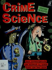 Cover of: Crime science | Vivien Bowers