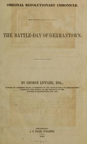 Cover of: Original revolutionary chronicle