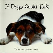 Cover of: If dogs could talk