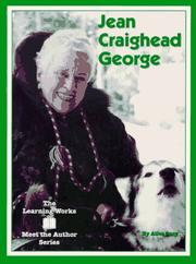 Cover of: Jean Craighead George