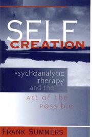 Cover of: Self Creation | Frank Summers