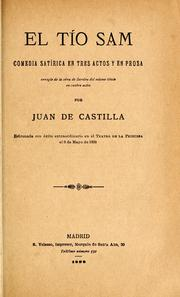 Cover of: El tío Sam