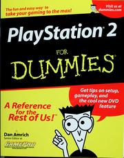 Cover of: PlayStation 2 for dummies | Dan Amrich