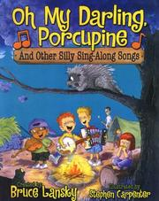 Cover of: Oh My Darling, Porcupine