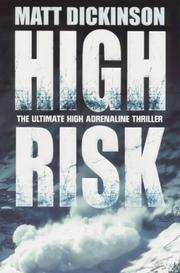 Cover of: High Risk