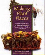 Cover of: Making Plant Places
