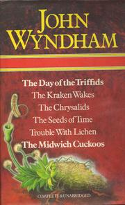 Cover of: The John Wyndham omnibus