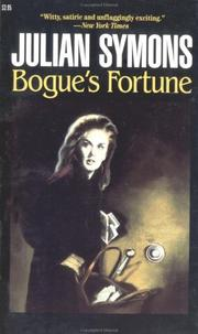 Cover of: Bogue's Fortune