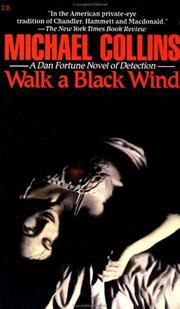 Cover of: Walk a Black Wind: A Dan Fortune Detective Novel