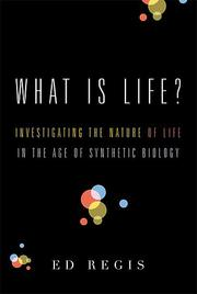 Cover of: What is life?