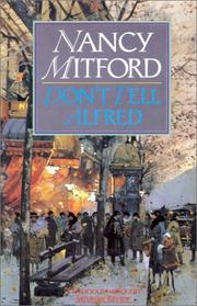 Cover of: Don't tell Alfred