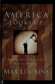 Cover of: America looks up